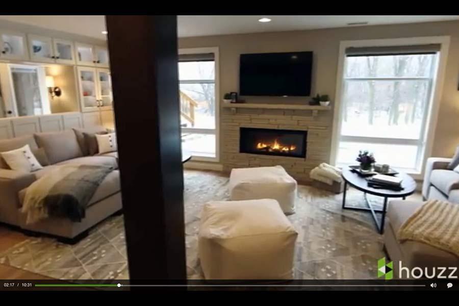 Ashton Kutcher new lounge