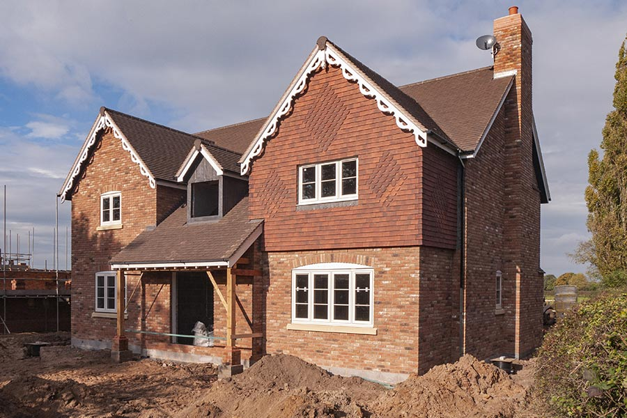 new build home in Kent by house builders Total Extensions Kent